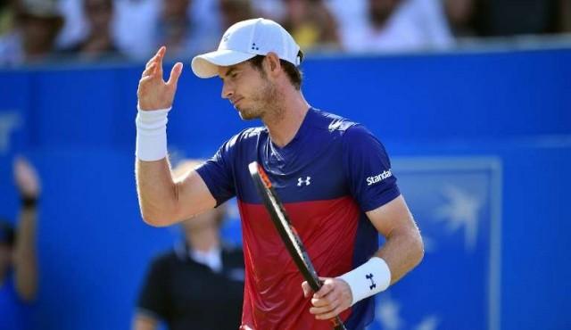 Murray, vigente campeón, eliminado en cuartos de final de Wimbledon