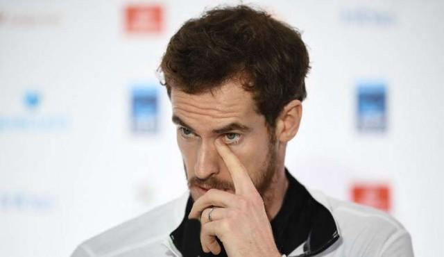 """Las tenistas """"aman"""" a Andy Murray por su corrección a un periodista"""