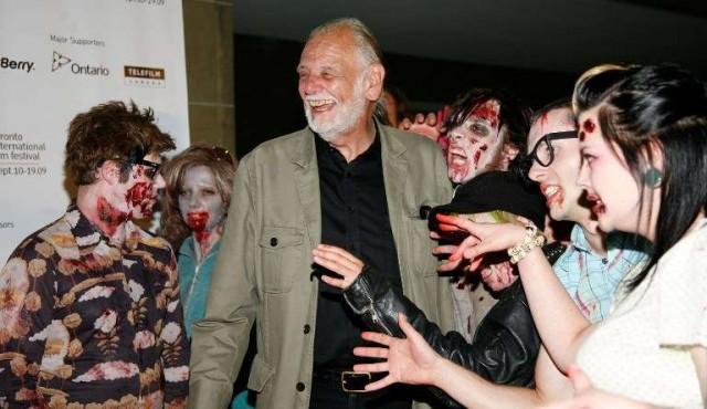 Murió George A. Romero, padre de las películas de zombis
