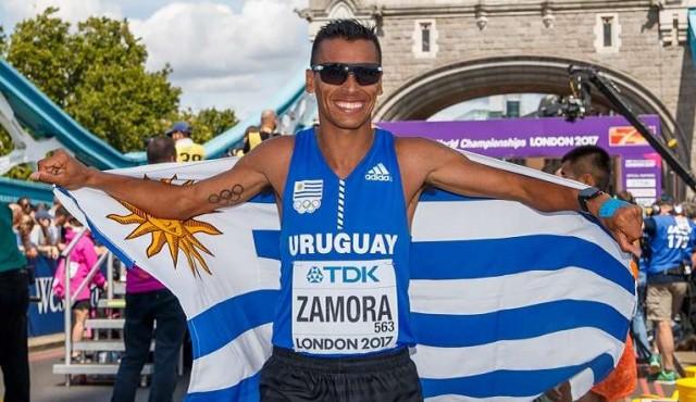 Andrés Zamora corrió y atrapó a un ladrón que quiso robarle el auto