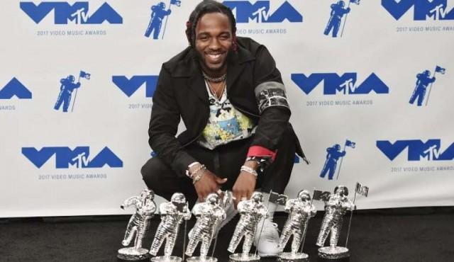 Kendrick Lamar ganó el premio MTV a Mejor video del año