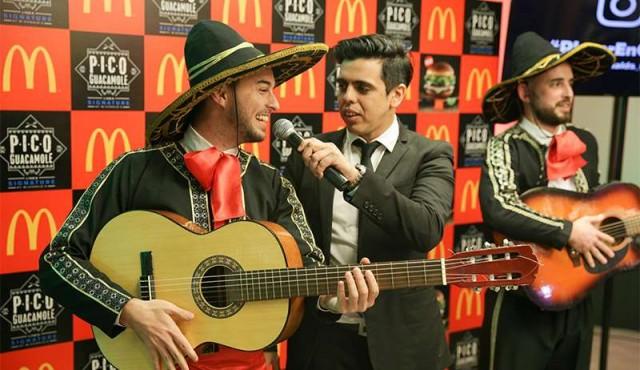 Sabores internacionales Premium en McDonald's