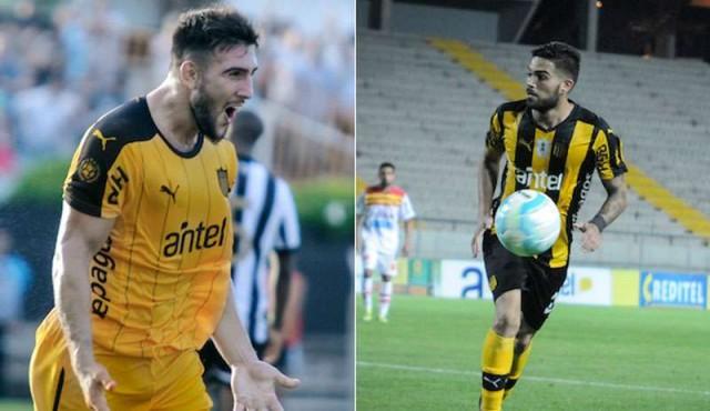 Peñarol acordó cesiones de Cavallini, Albarracín y el juvenil Dávila