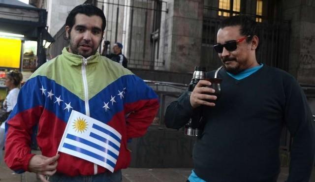"""La ola migratoria de venezolanos a Uruguay es de """"nivel educativo medio-alto"""""""