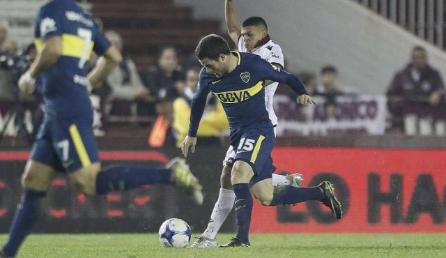 Nández, De La Cruz y Saracchi debutaron en el fútbol argentino