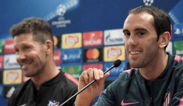 El Atlético inicia su desafío europeo ante la Roma