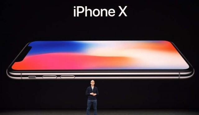 Apple develó su nuevo iPhone X, con reconocimiento facial