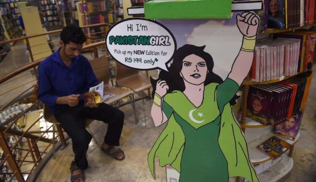 Pakistan Girl, una heroína contra la corrupción y la violencia machista