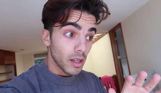 """Dosogas y su video del terremoto: """"se movió fucking todo"""""""