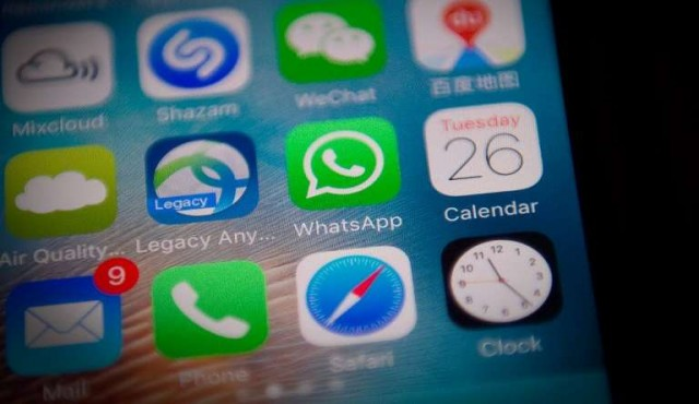 WhatsApp perturbado en China antes del congreso del Partido Comunista