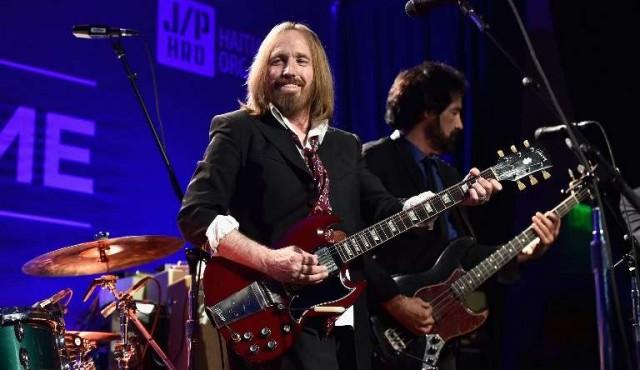 Murió el músico Tom Petty a los 66 años
