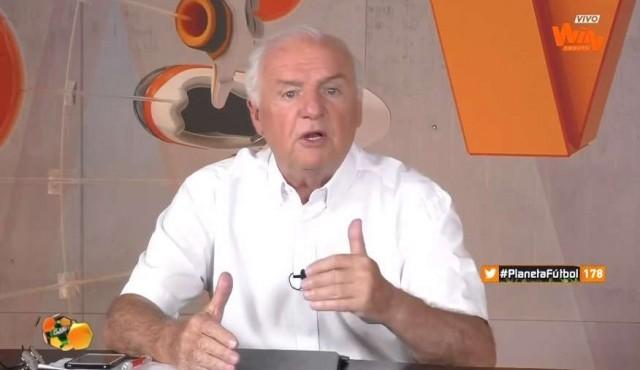 Niembro volvió a la TV para criticar a Sampaoli y a Pekerman