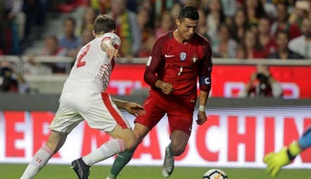 Portugal y Francia clasificaron a Rusia 2018