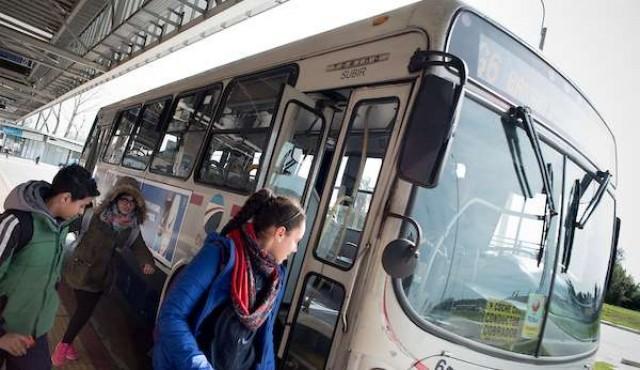 IM modificó líneas de ómnibus para reducir circulación en 18 de julio
