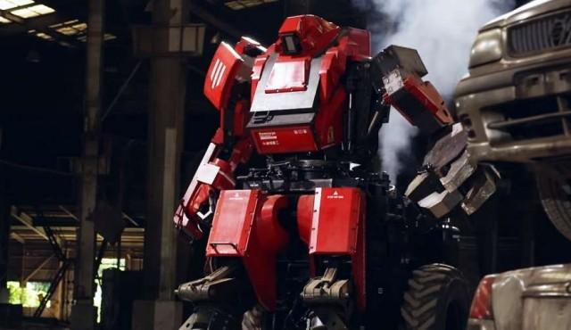 Llegaron las peleas de robots gigantes y ganó Estados Unidos
