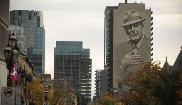 Tributo virtual a Leonard Cohen en el Museo de Arte Contemporáneo de Montreal