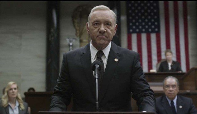 "Frank Underwood se pronuncia: ""no soy Kevin Spacey"""