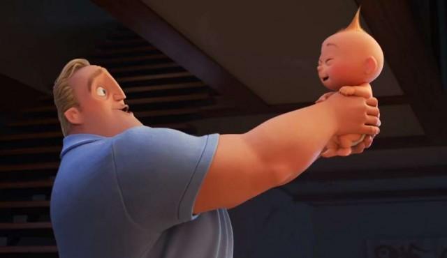 """Disney muestra el primer avance de """"Los Increíbles 2"""""""
