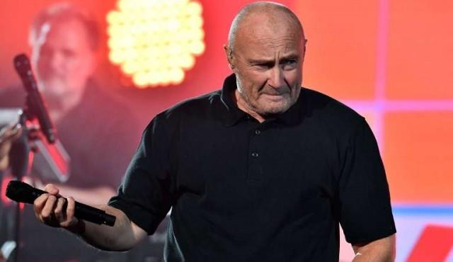 Phil Collins actuará en Montevideo en marzo