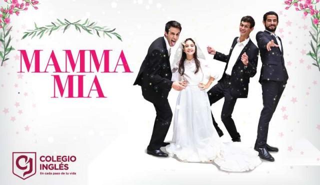 """Colegio Inglés presenta el musical """"Mamma Mía"""""""