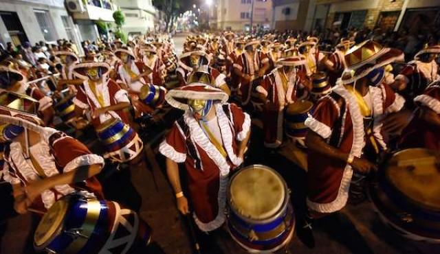 Este viernes comienzan los festejos por el Día nacional del candombe