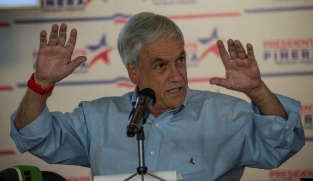 Piñera denuncia irregularidades durante votación en primera vuelta en Chile