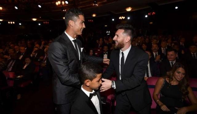 Cristiano Ronaldo puede igualar a Messi en palmarés de Balón de Oro