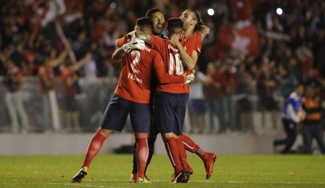 Independiente y Flamengo juegan la primera final de la Sudamericana