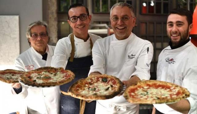 El arte de la pizza napolitana entró en la lista de Patrimonio Inmaterial de la UNESCO