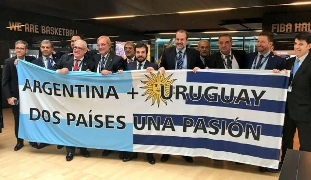 Uruguay y Argentina organizarán el Mundial de Básquetbol en 2027
