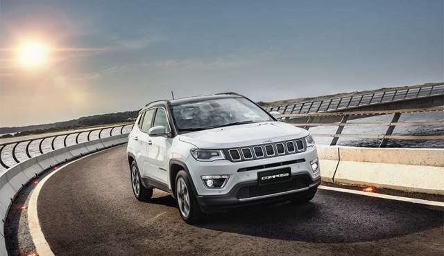 Llegó el Nuevo Jeep Compass a Uruguay