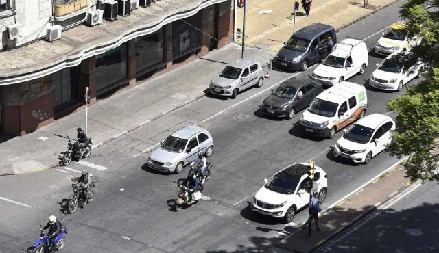 Muertes en el tránsito bajaron 23,8% en Montevideo en 2017