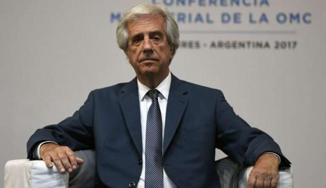 Más de la mitad de los uruguayos desaprueba gestión de Vázquez
