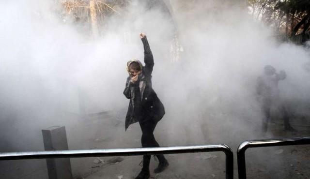 Irán: ola de protestas deja de nueve muertos
