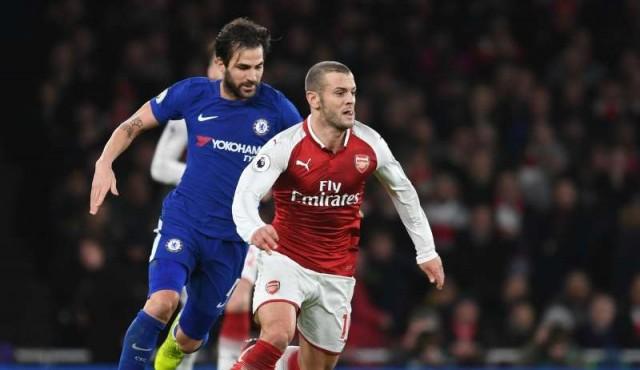 Emocionante empate en el derbi de Londres entre Arsenal y Chelsea