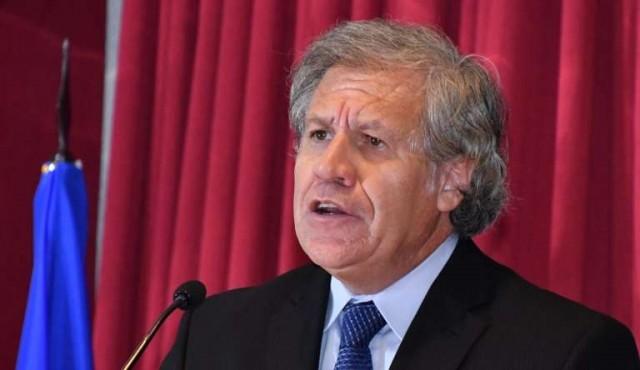 """Almagro: situación en Brasil es un """"crecimiento del sistema democrático"""""""