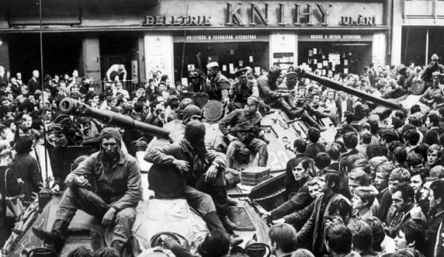 A 50 años de la Primavera de Praga