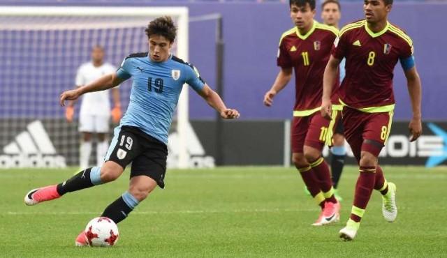 Agustín Canobbio jugará en Peñarol