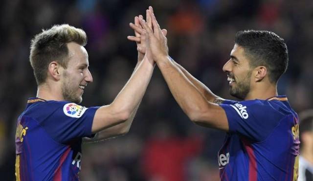 Barcelona goleó a Celta en la Copa del Rey