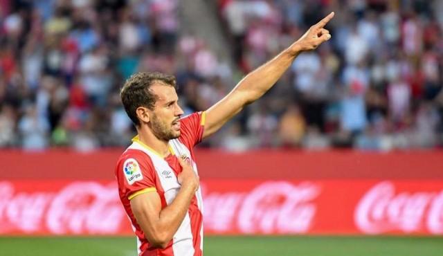 Gol de Stuani en triunfo 6-0 del Girona