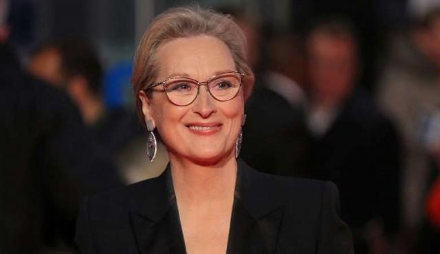 "Meryl Streep se une al elenco de la serie ""Big Little Lies"""