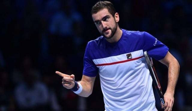 Cilic alcanza su tercera final de Grand Slam