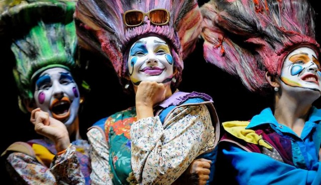 Comienza el concurso de Carnaval en el Teatro de Verano