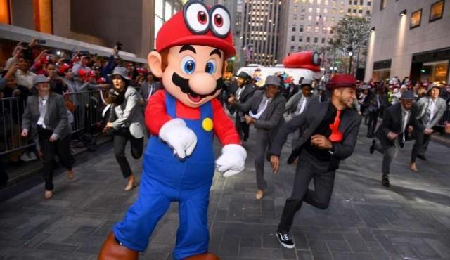 Super Mario protagonizará una película de animación