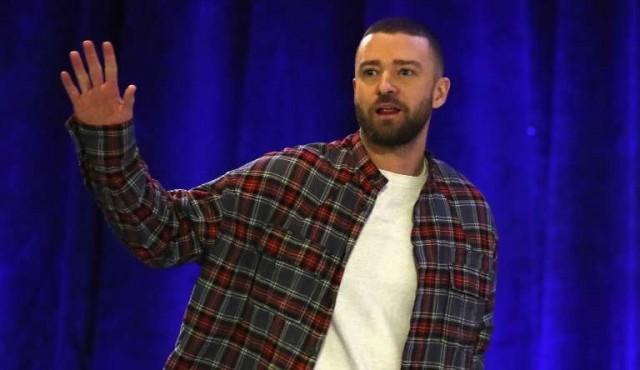 Justin Timberlake celebra su vuelta a la música por la puerta grande