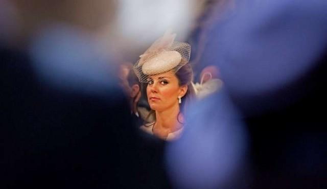 Kate ante el dilema de vestir de negro en los Bafta