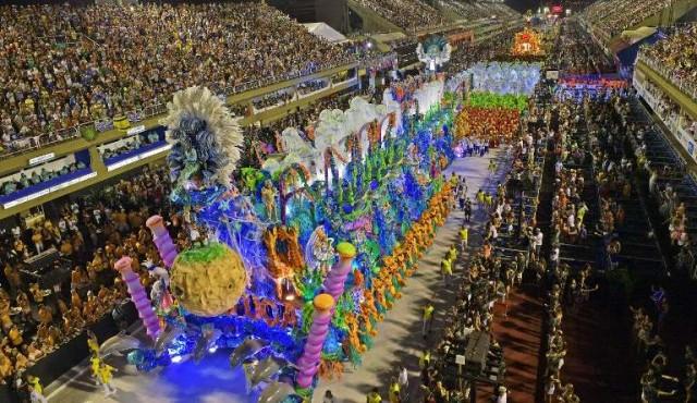 Las mejores fotos del Carnaval de Río