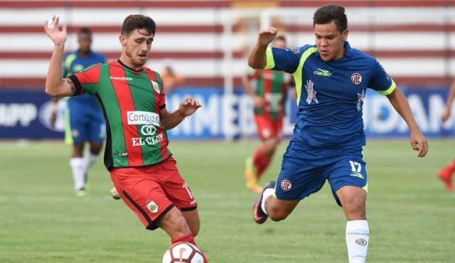Rampla cayó 2 a 0 en Perú