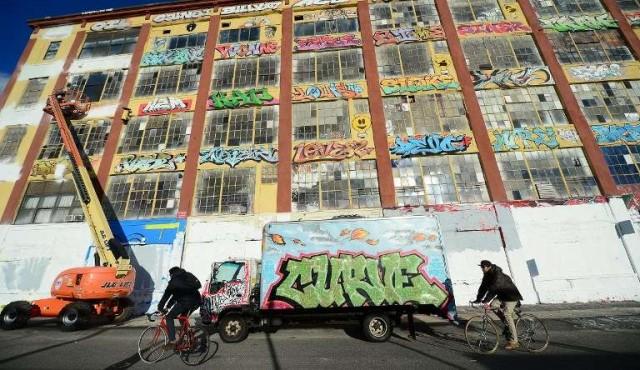 Grafiteros indemnizados por casi siete millones de dólares en Nueva York tras destrucción de sus obras