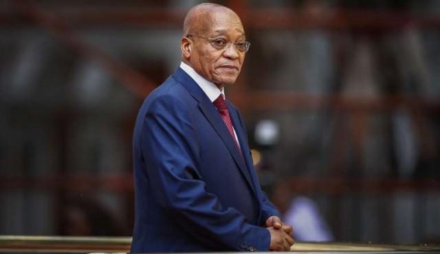 Presidente sudafricano Jacob Zuma anuncia su dimisión inmediata